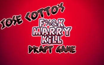 """Jose Cotto – """"F%&k, Marry, Kill"""" Bears' Draft"""