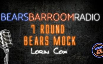 Bears Barroom Radio: 7 Round Mock Draft