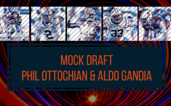 Mock Draft: Aldo Gandia & Phil Ottochian