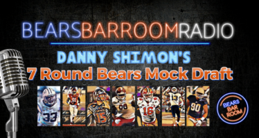 Bears Barroom Radio: Danny Shimon's 7 Round Bears Mock Draft