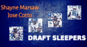 Keep An Eye On These Potential Draft Sleepers