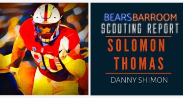 Scouting Stanford Defensive Lineman Solomon Thomas