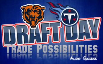 Draft Day: Bears Titans Trade