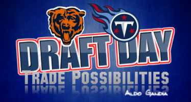 Draft Day: Bears Titans Trade