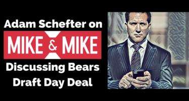 Adam Schefter on Bears – 49ers Deal
