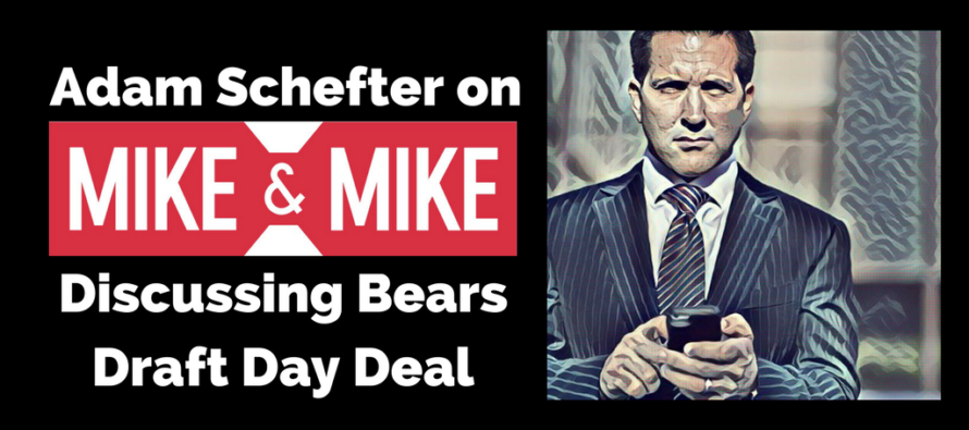 Adam Schefter on Bears – 49ers Deal