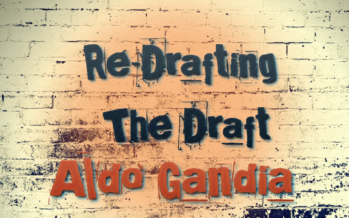 Aldo's Bears Post-Draft Mock Draft