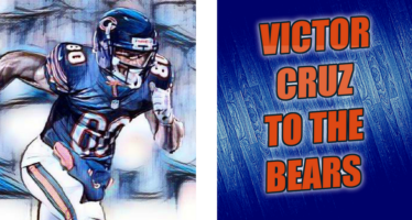 Victor Cruz Agrees To Deal With Bears