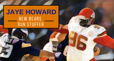 Jaye Howard Brings Run Stopping Prowess To Bears