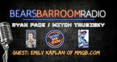 Bears Barroom Radio – Emily Kaplan of MMQB
