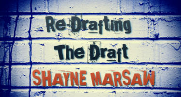 Shayne Marsaw's Bears Re-Draft