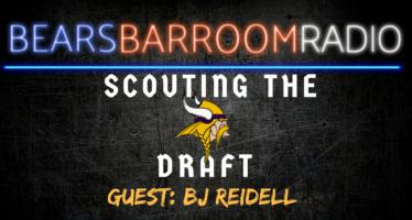 Bears Barroom Radio : Scouting Minnesota Vikings Draft