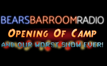 BBRR: Training Camp Opens