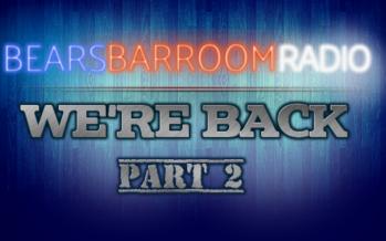 BBRR – Pre Camp Part 2