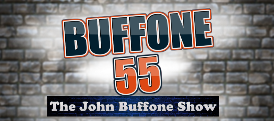 Buffone 55 – The John Buffone Show – Thursday, September 21, 2017