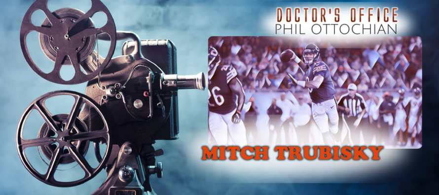 Doctor's Office: Mitch Trubisky