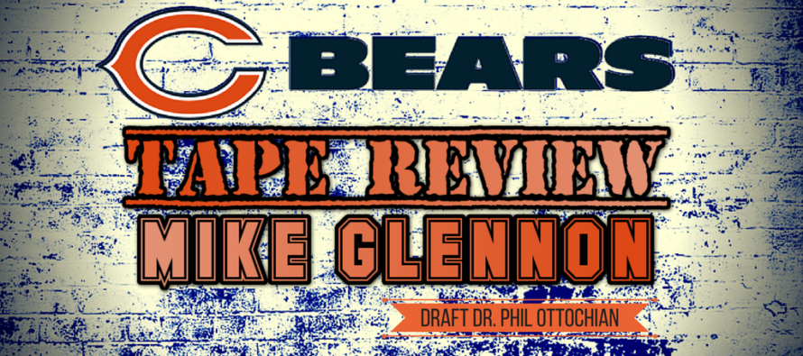 Tape Review: Every Mike Glennon Preseason Throw