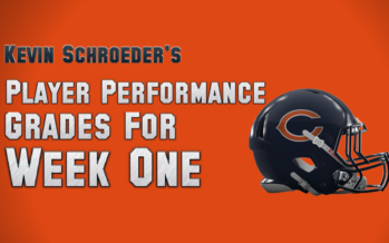 Grading Chicago Bears Player Performance – Week One