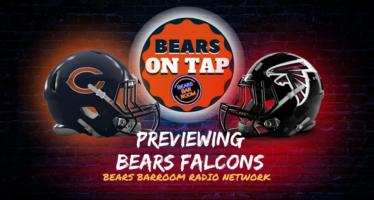 Bears On Tap – Previewing Atlanta Falcons at Chicago Bears