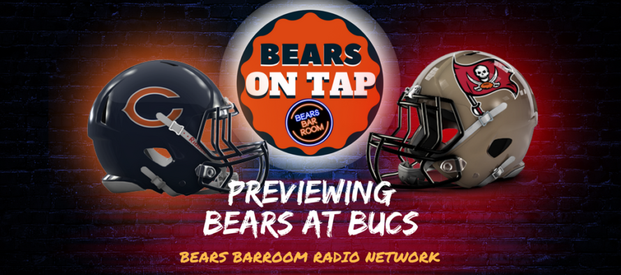 Bears On Tap – Previewing Bears Bucs