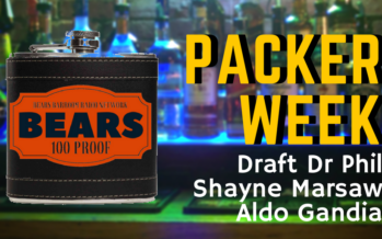 Bears 100 Proof Podcast: Packer Week