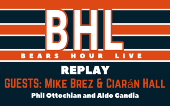 Bears Hour Live: Talking Chicago Bears Week One Game