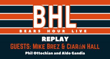 Bears Hour Live: Talking Chicago Bears Week One Game