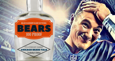 Bears 100 Proof – Mitch Trubisky's Debut