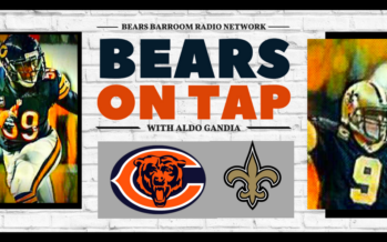 Bears On Tap – Previewing Bears vs Saints