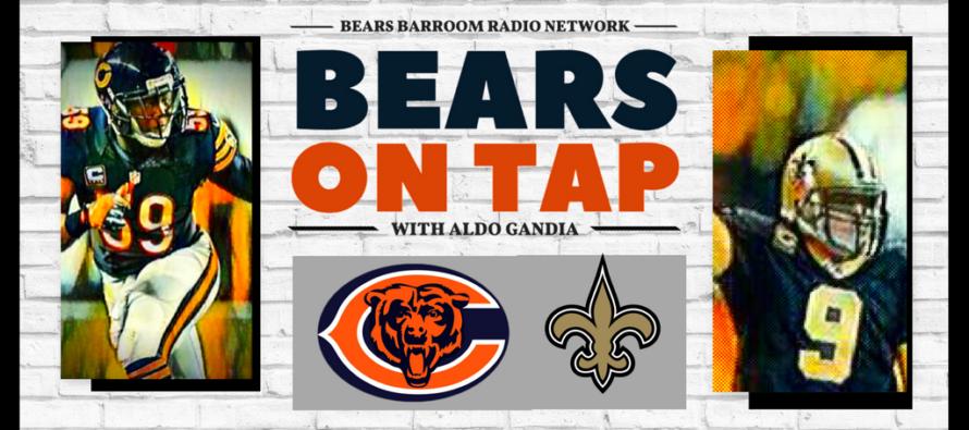 Bears On Tap – Previewing Bears vs Saints