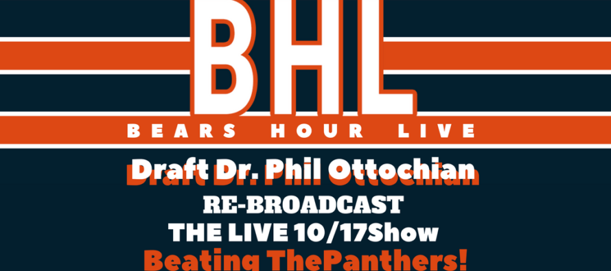 Bears Hour Live – Beating The Panthers