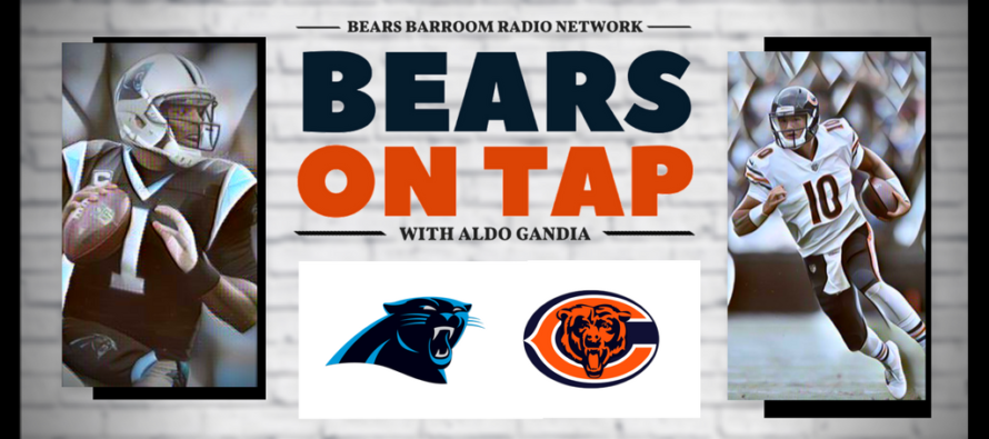 Bears On Tap: Panthers at Bears Preview
