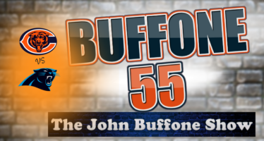 Buffone 55 – The John Buffone Show – Bears vs Panthers