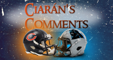 Ciarán's Comments: Bears Panthers Preview