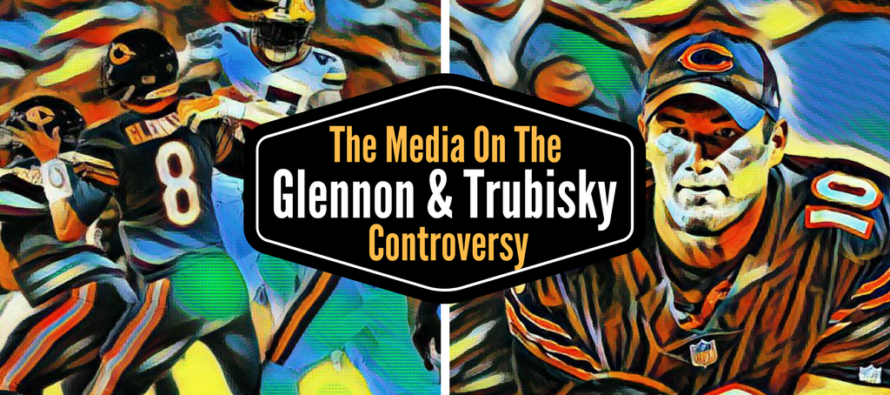 Media On Glennon Trubisky Controversy