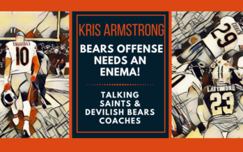 Bears Offense Needs an Enema
