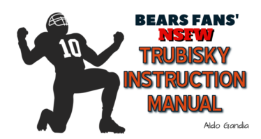 Fan Instructions On The Mitch Trubisky Gift