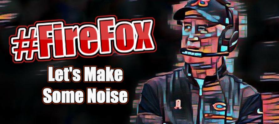 Fire John Fox Campaign Begins Today: #FireFox