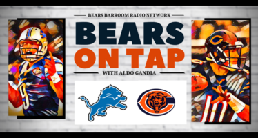 Bears On Tap – Chicago Bears vs Detroit Lions & Fire John Fox Anthem on ESPN Radio