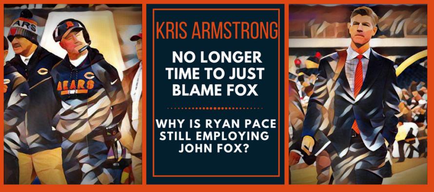 No Longer Time To Simply Blame John Fox