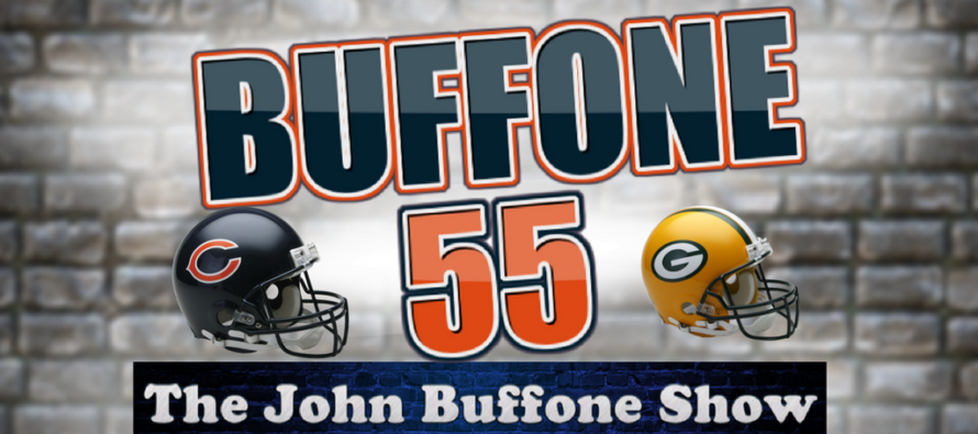 Buffone 55 – The John Buffone Show – Packers Week
