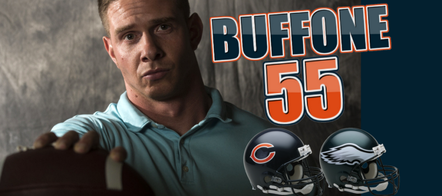 Buffone 55: The John Buffone Show – Bears vs Eagles Preview