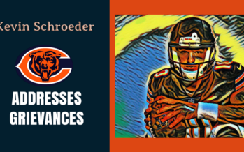 Addressing Grievance Against the Chicago Bears