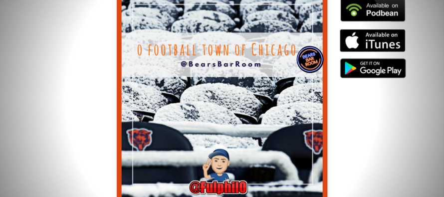 """Draft Dr. Phil Releases His First Parody Chicago Bears Christmas Song, """"O Football Town of Chicago"""""""