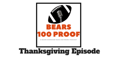 Bears 100 Proof – Thanksgiving Show