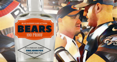 Bears 100 Proof – Talking Bears v Eagles – Guest: Kris Armstrong