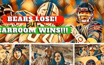 Bears Lose, But Barroom Wins!