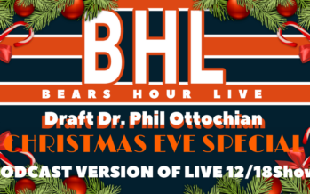 Bears Hour Live – Christmas Eve Special
