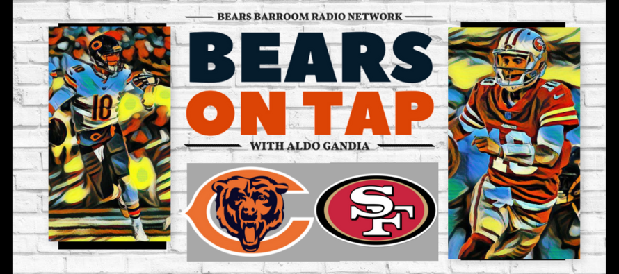 Bears On Tap – Previewing the San Francisco 49ers