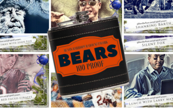 Bears 100 Proof – Bears Christmas CD & Demon House